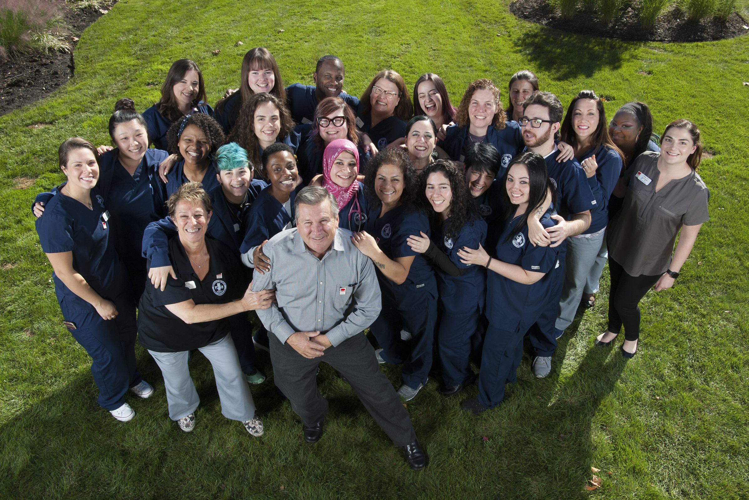 Westfield Veterinary Group AAHA Photoshoot