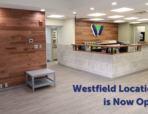 Westfield Location Is Now Open – For Curbside Primary Care Appointments Only